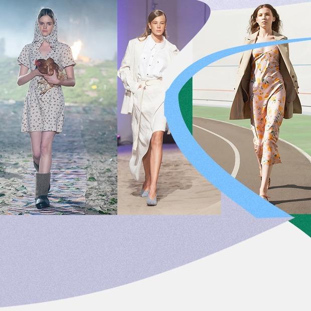 Що буде модно: головні тренди Ukrainian Fashion Week 2018