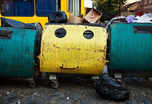 Камера спостереження: «Втрачені обличчя» міста в серії Михайла Палінчака — Камера спостереження на The Village Україна