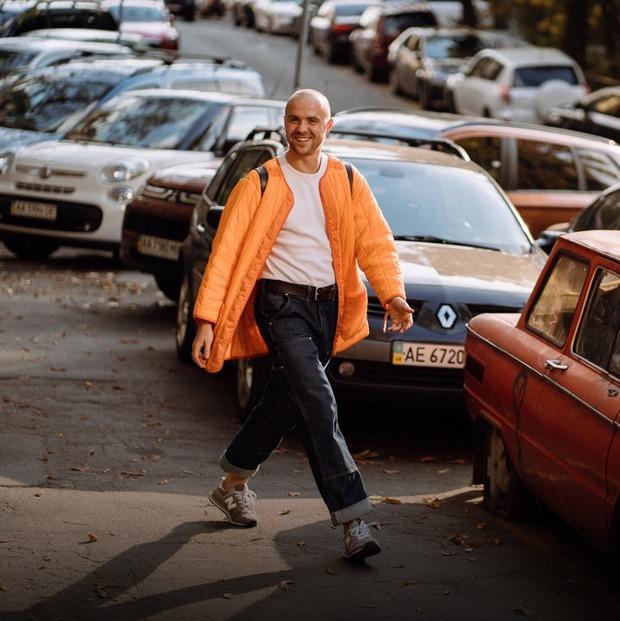 Міша Кацурін, 31 рік, ресторатор і співвласник бренду Katsurina  — Зовнішній вигляд на The Village Україна