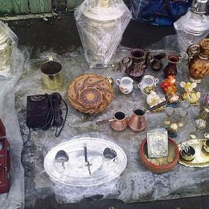 Куреневский блошиный рынок переселили на Петровку — Ситуація на The Village Україна