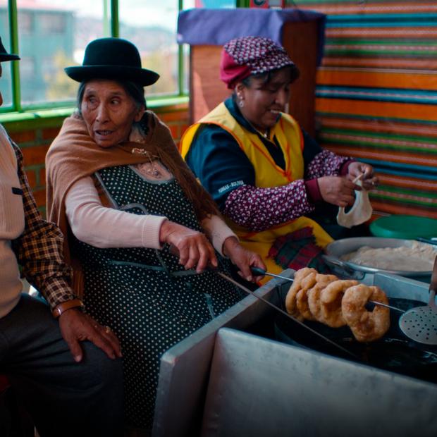 Серіал про стритфуд Латинської Америки вийшов на Netflix. Київські шефи радять його переглянути — Є питання на The Village Україна