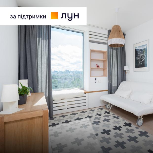 Швеція на 22 м² у смарт-квартирі на лівому березі — Квартира тижня на The Village Україна