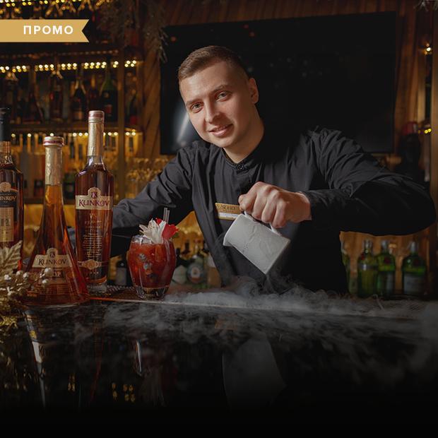 Три авторські коктейлі на основі коньяку Klinkov, які можна приготувати вдома за кілька хвилин — Промо на The Village Україна