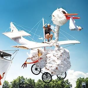 Полёт ненормальный: Участники Flugtag — о своих летательных аппаратах  — Місто на The Village Україна
