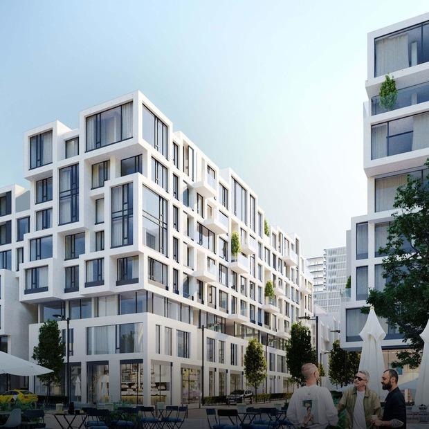 UNIT.City показали свій житловий квартал: яким він буде — Місто на The Village Україна