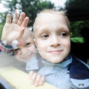 Фоторепортаж: В Киеве открылся сезон на детской железной дороге — Фоторепортаж на The Village Україна