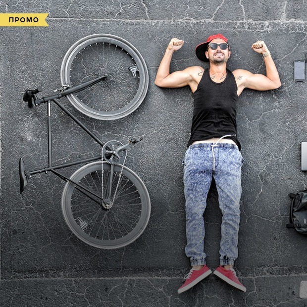 Новий тренд: як бути здоровим і спортивним у великому місті — Промо на The Village Україна