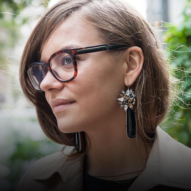 Анастасія Дєєва, 25 років, заступниця міністра внутрішніх справ з питань євроінтеграції — Зовнішній вигляд на The Village Україна