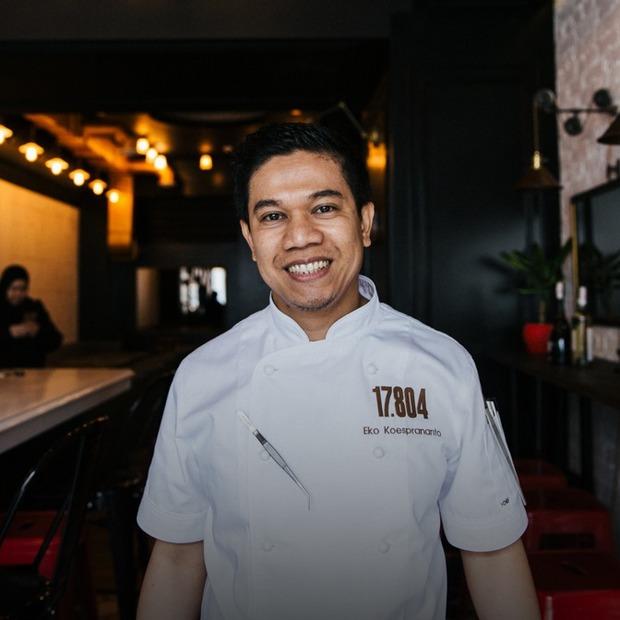 17.804 Indonesian Social Kitchen: перший індонезійський ресторан в Україні