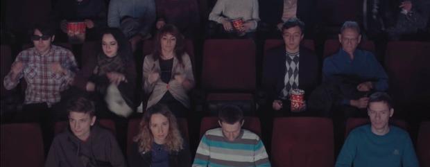 5 соціальних відео про повагу в кінотеатрах — Кіно на The Village Україна