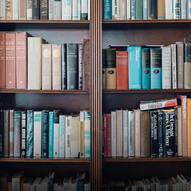 Багато книг не буває: як облаштувати домашню бібліотеку — Дизайн-хак на The Village Україна