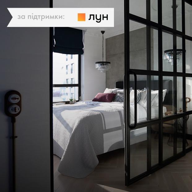 Бетон і кришталь у лофті на Airbnb — Квартира тижня на The Village Україна
