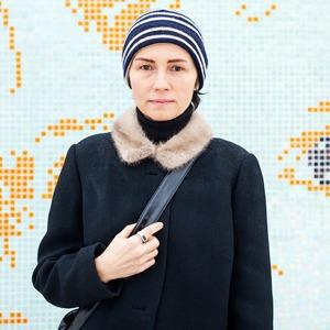 Внешний вид: Наташа Исупова, владелица Goodbuyfashion  — Люди в місті на The Village Україна
