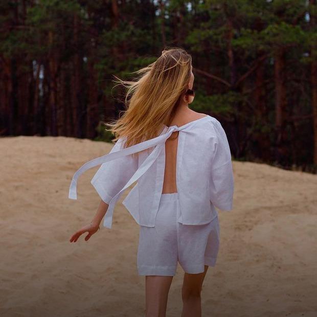 32 лляні речі на літо від українських брендів