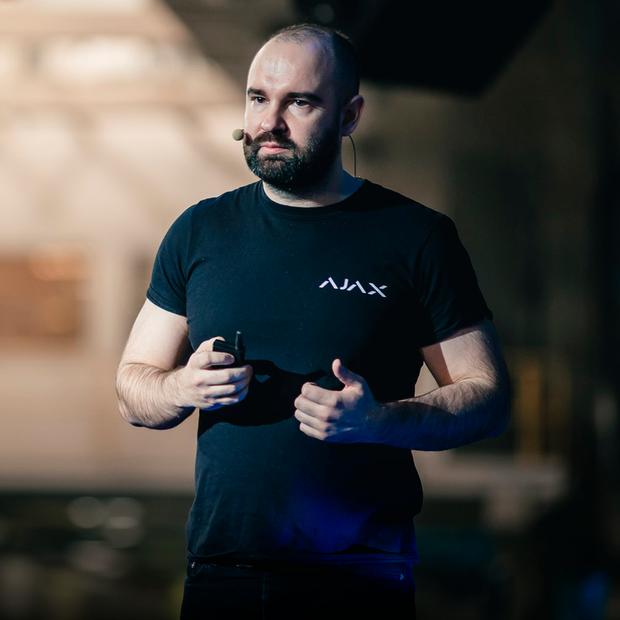 Олександр Конотопський (Ajax Systems) пережив кризи 2008 й 2014 років. Як він діє зараз? — Власний досвід на The Village Україна