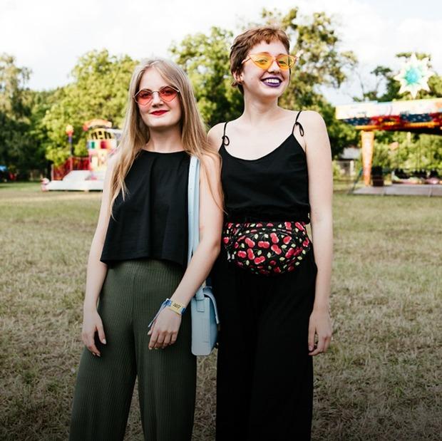 Хто прийшов на фестиваль Atlas Weekend — Зовнішній вигляд на The Village Україна