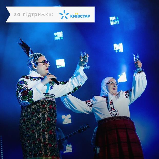 Atlas Weekend 2017, день 1: «Ще не вмерла Україна, єслі ми гуляєм так» — Фоторепортаж на The Village Україна