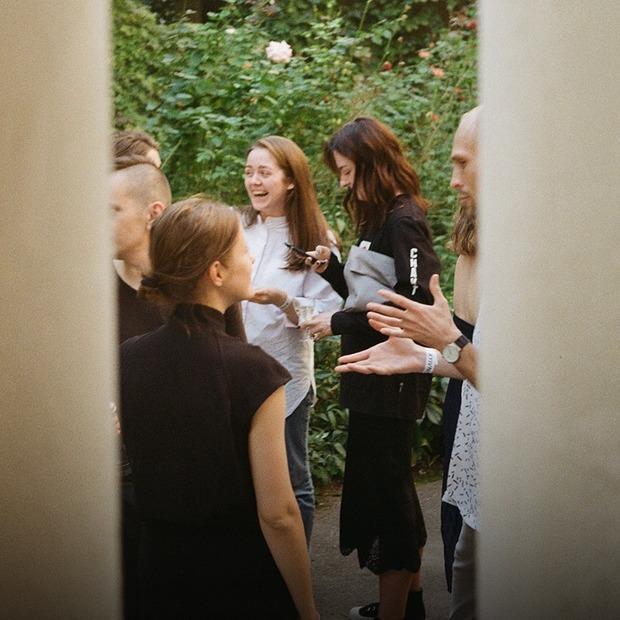 Kyivness в садибі на Липках: як це було — Фоторепортаж на The Village Україна