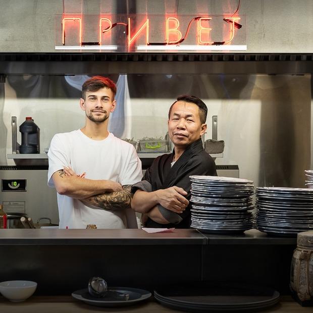 «Тайский Привет»: міське кафе з кухнею Таїланду біля Золотих воріт