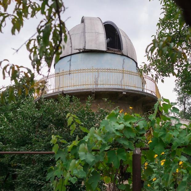 Я працюю в Одеській обсерваторії — Де ти працюєш на The Village Україна