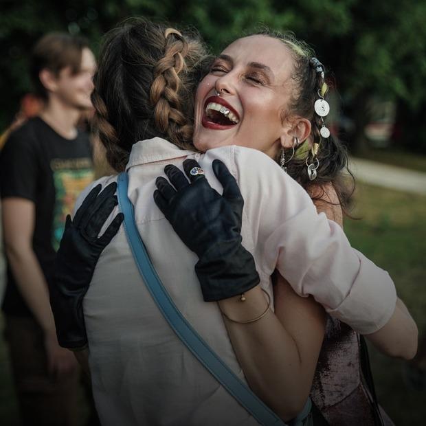 Дивись, хто прийшов: гості Atlas Weekend Friends Edition 2021  — Зовнішній вигляд на The Village Україна