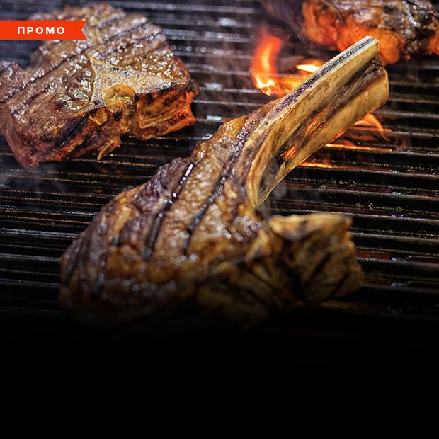 Найстаріший стейк-хаус в Україні та 18 видів мармурової яловичини — Слово Шефа на The Village Україна