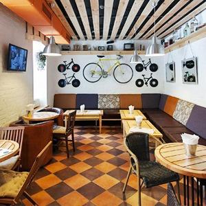 Новое место (Киев): Druzi Cafe — Нове місце на The Village Україна