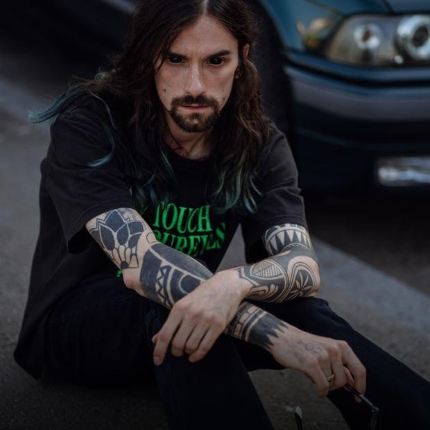 Антон Савлєпов, 30 років, учасник гурту «Агонь» і співвласник Orang+Utan