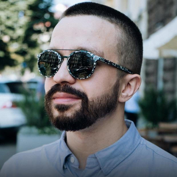 Олексій Костенюк, 25 років, бартендер