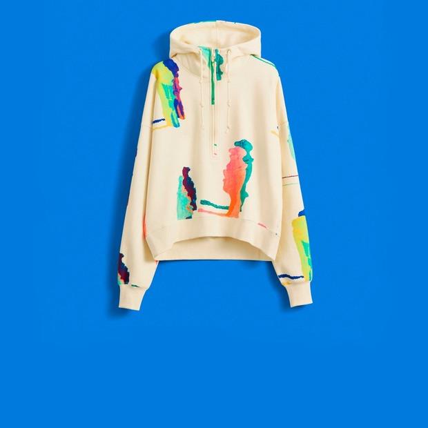 Принтоване худі з екобавовни від H&M Studio  — Покупка тижня на The Village Україна