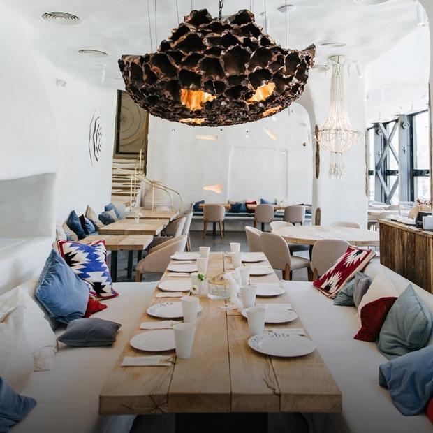 SHO: традиційна українська кухня на 1200 м²