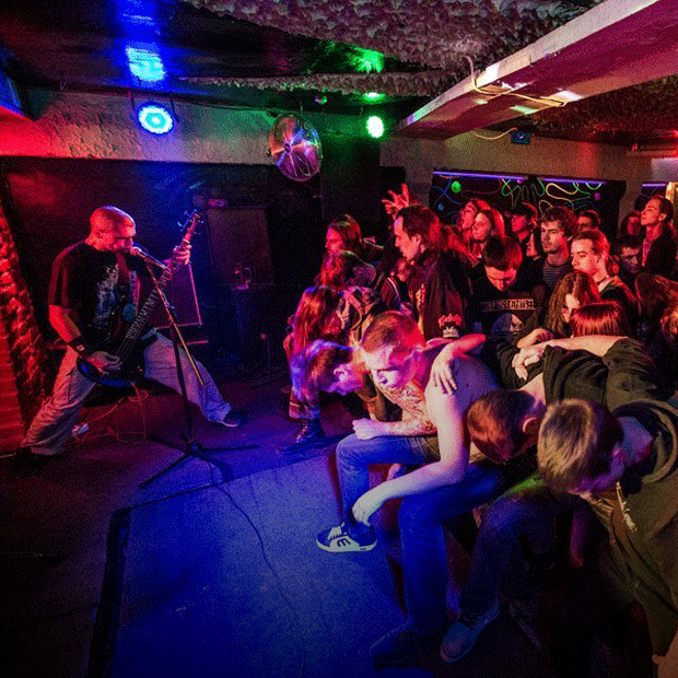 «Барви» закривають: куди переїде легендарний рок-клуб