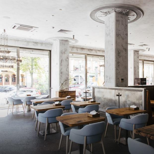 Бургери і сніданки у Holy Burger на Шота Руставелі — Нове місце на The Village Україна