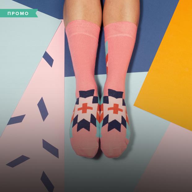10 яскравих шкарпеток для похмурої осені  — Спецпроєкти на The Village Україна