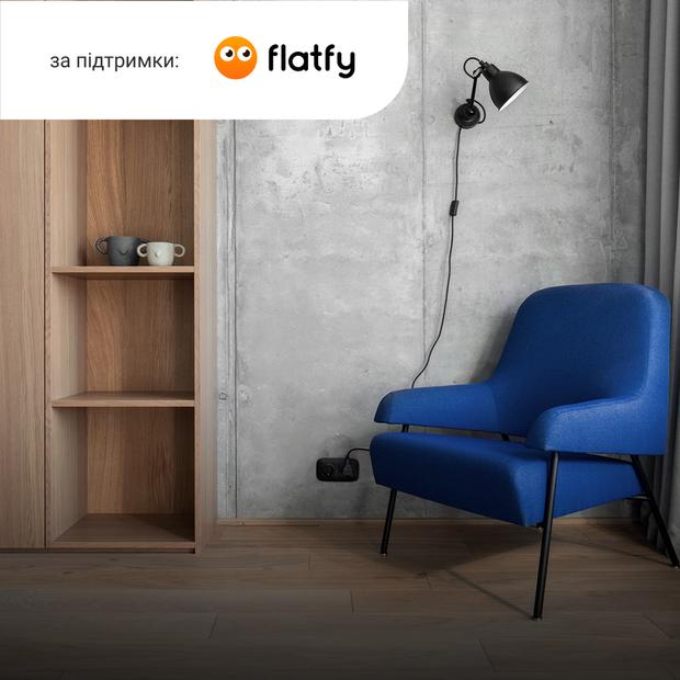 Два кабінети та краєвид на Дніпро у квартирі для пари підприємців — Квартира тижня на The Village Україна