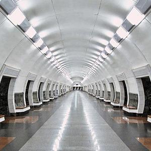 В киевском метро пройдет вторая экскурсия — Ситуація на The Village Україна