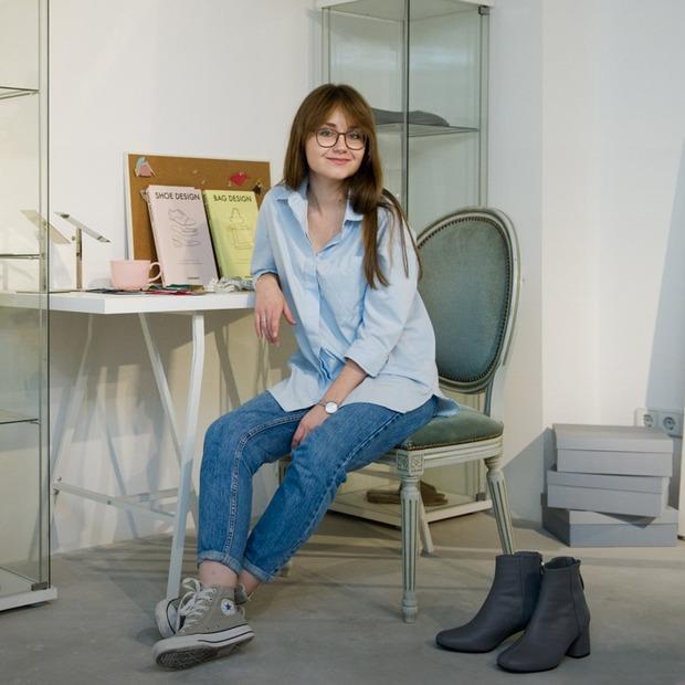 «Ми хочемо робити інтелектуальне взуття»  київський бренд HVOYA 3c9952fc4cb81