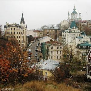 Въезд на Адреевский спуск сделают платным — Ситуація на The Village Україна
