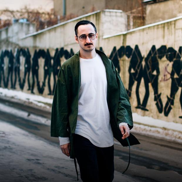 Максим Сікаленко, 31 рік, музикант (Cape Cod) — Зовнішній вигляд на The Village Україна