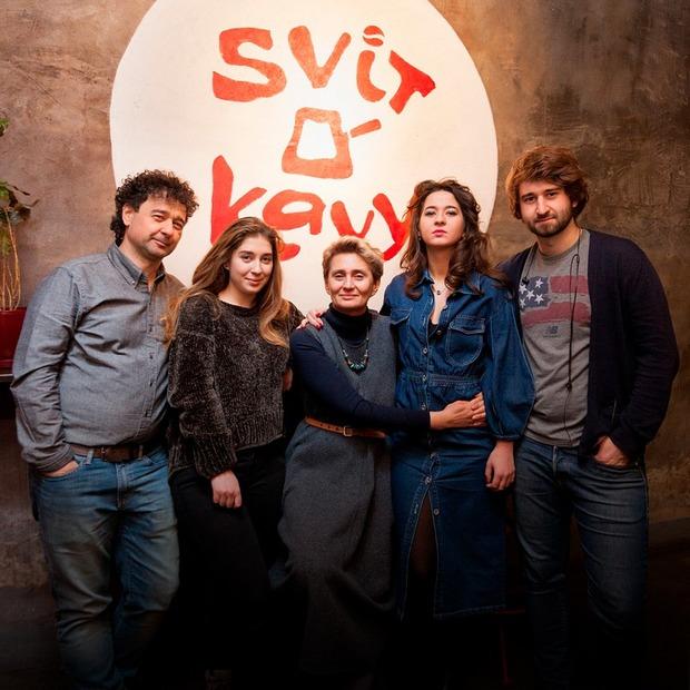 «Світ кави»: від маленької крамниці у Львові до сімейного бізнесу