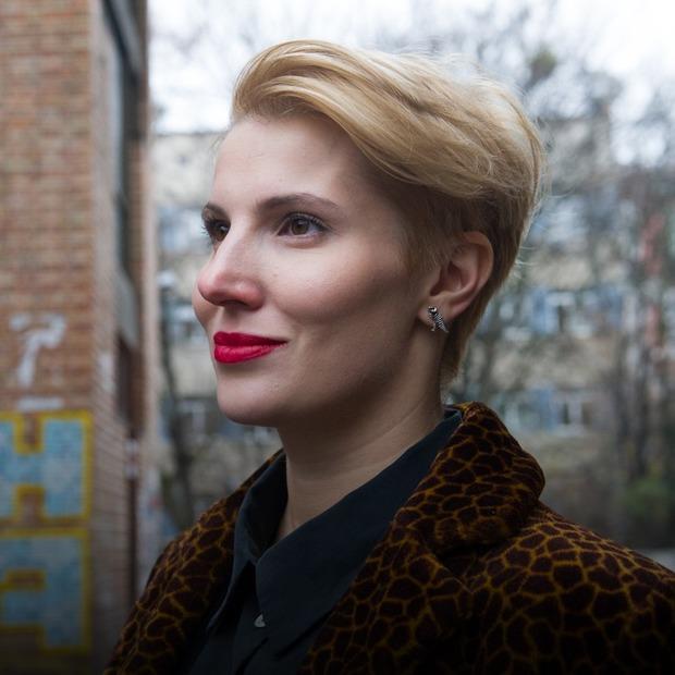 Люба Цибульська, засновниця «Зигзаг» та співвласниця «Косатки»