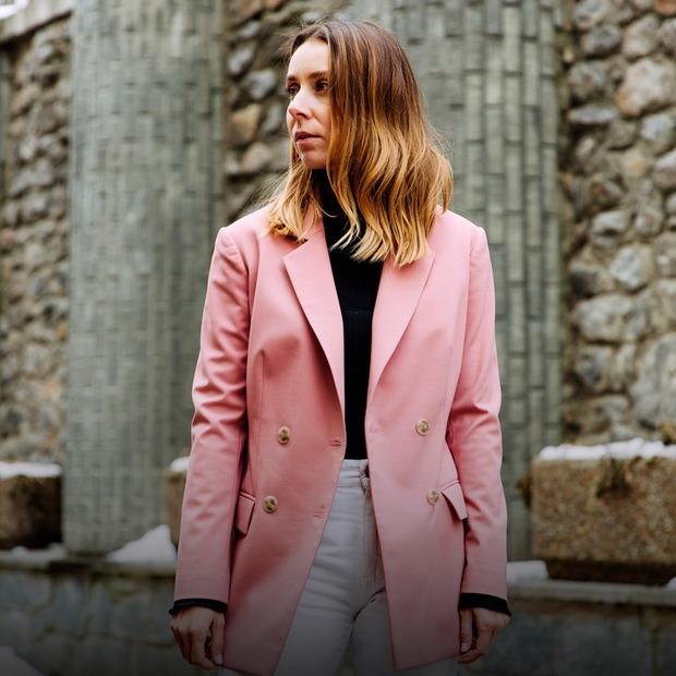 Олександра Бородіна, 30 років, PR і маркетинг-менеджерка Helen Marlen Group — Зовнішній вигляд на The Village Україна