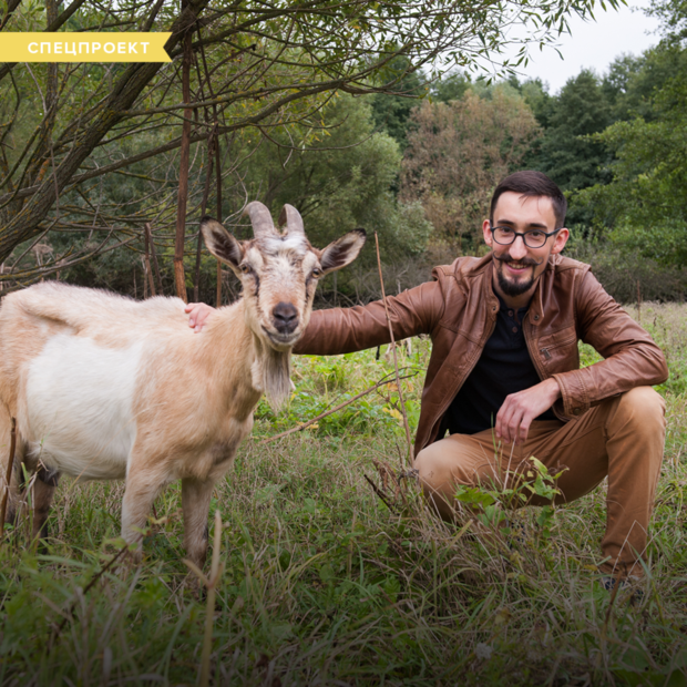 Як звільнитись і заснувати молочну ферму у селі — Спецпроєкти на The Village Україна