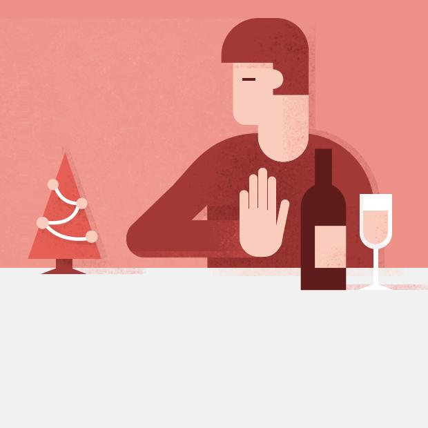Як відмовитися від алкоголю за різдвяним столом? — Є питання на The Village Україна