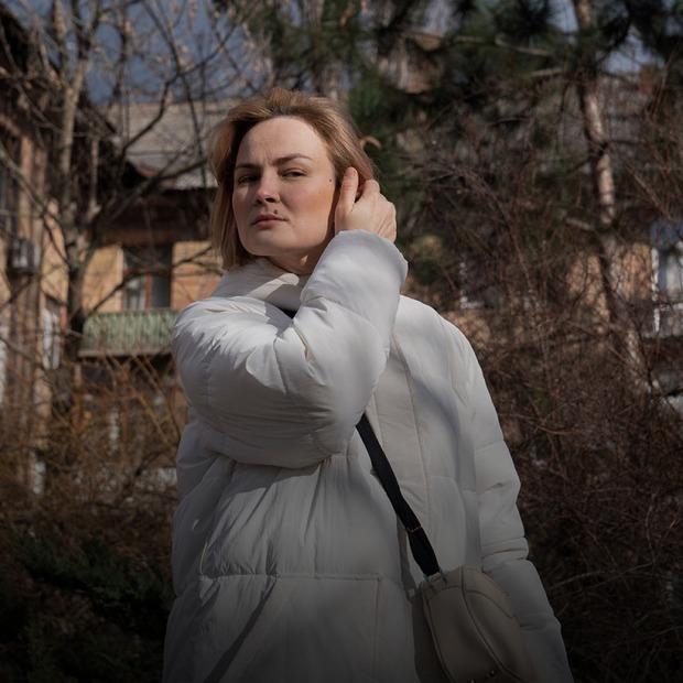 Ганна Карман, 32 роки, 2D-художниця у Wargaming  — Зовнішній вигляд на The Village Україна