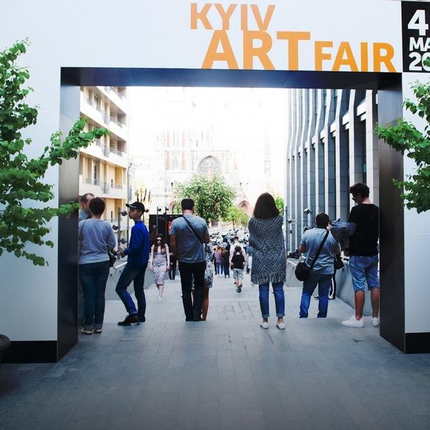 Що треба знати, щоб не почуватися дурнем на Kyiv Art Week