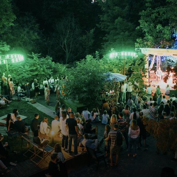 Сольник ONUKA, Book Champions Weekend і рейв KyivDots