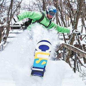 Новый опыт: 8 снежных приключений — Стиль життя на The Village Україна