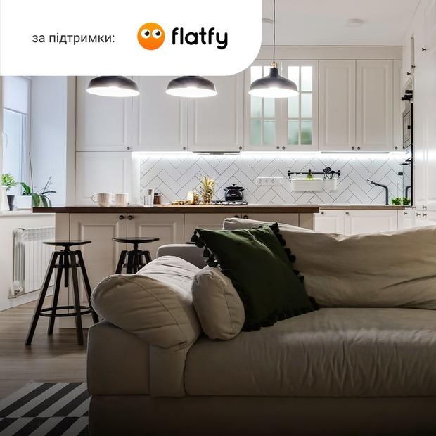 Квартира для молодої сім'ї з двома дітьми  — Квартира тижня на The Village Україна