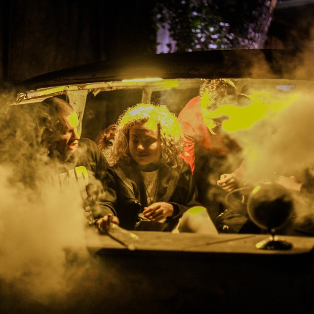 Brave! Factory і дощ (частина 2)  — Фоторепортаж на The Village Україна